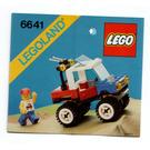 LEGO 4-Wheelin' Truck Set 6641 Instructions
