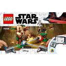 LEGO Action Battle Endor Assault Set 75238 Instructions