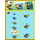 LEGO Aero Pod Set (Boxed) 4348-1 Instructions
