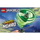 LEGO Airjitzu Morro Flyer Set 70743 Instructions
