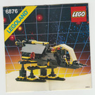 LEGO Alienator Set 6876 Instructions