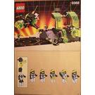 LEGO Alpha Centauri Outpost Set 6988 Instructions