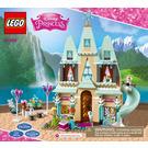 LEGO Arendelle Castle Celebration Set 41068 Instructions
