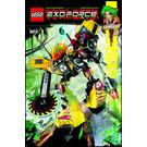LEGO Assault Tiger Set 8113 Instructions