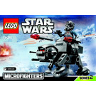 LEGO AT-AT Microfighter Set 75075 Instructions