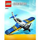 LEGO Aviation Adventures Set 31011 Instructions