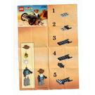 LEGO Bandit with Gun Set 6790 Instructions