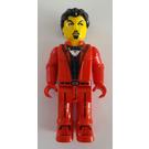LEGO Bank Robber Minifigure