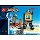 LEGO Beach Lookout Set 6736 Instructions