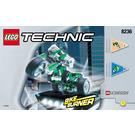 LEGO Bike Burner Set 8236 Instructions