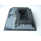 LEGO Baseplate 32 x 32 Raised with Ramp and Pit with Craters