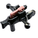 LEGO Minifig Crossbow with Blaster and Reddish Brown Trigger