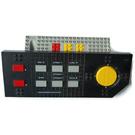 LEGO Technic Control Center with External Power Input