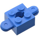 LEGO Brick 2 x 2 Arm Holder with Hole and 2 Arms