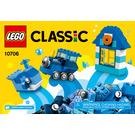 LEGO Blue Creative Box Set 10706 Instructions