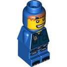 LEGO Blue Magma Monster Microfigure