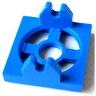 LEGO Magnet Holder Tile 2 x 2 with Short Arms (2609)
