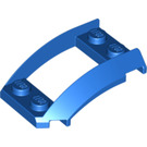 LEGO Wedge 4 x 3 Curved with 2 x 2 Cutout (47755)