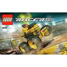 LEGO Bone Cruncher Set 9093 Instructions