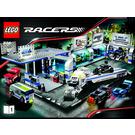 LEGO Brick Street Customs Set 8154 Instructions