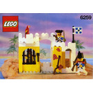LEGO Broadside's Brig Set 6259