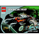 LEGO Buzz Saw Set 8648 Instructions