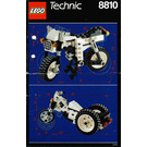 LEGO Cafe Racer Set 8810 Instructions