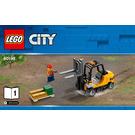 LEGO Cargo Train Set 60198 Instructions