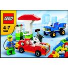 LEGO Cars Building Set 5898 Instructions