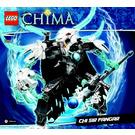 LEGO CHI Sir Fangar Set 70212 Instructions