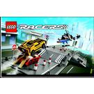 LEGO Chopper Jump Set 8196 Instructions
