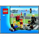 LEGO City Minifigure Collection Set 8401 Instructions