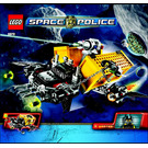 LEGO Container Heist Set 5972 Instructions