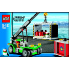 LEGO Container Stacker Set 7992 Instructions