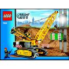 LEGO Crawler Crane Set 7632 Instructions
