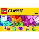 LEGO Creative Supplement Bright Set 10694 Instructions