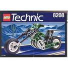 LEGO Custom Cruiser Set 8208 Instructions