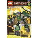 LEGO Cyclone Defender Set 8100