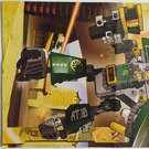LEGO Cyclone Defender Set 8100 Instructions