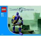 LEGO Danju Set 8770 Instructions