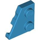 LEGO Wedge Plate 2 x 2 (27°) Left (24299)