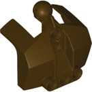 LEGO Chest Plate with Neck Ball Joint (24124)