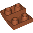 LEGO Slope 2 x 2 Curved Inverted (32803)
