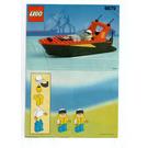 LEGO Dark Shark Set 6679-1 Instructions