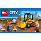 LEGO Demolition Starter Set 60072 Instructions
