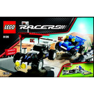 LEGO Desert Challenge Set 8126 Instructions