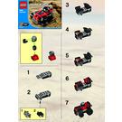 LEGO Desert Racer Set 8359 Instructions