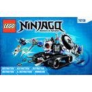 LEGO Destructoid Set 70726 Instructions