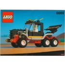 LEGO Diesel Daredevil Set 6669 Instructions
