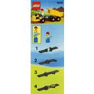 LEGO Diesel Dumper Set 6532 Instructions
